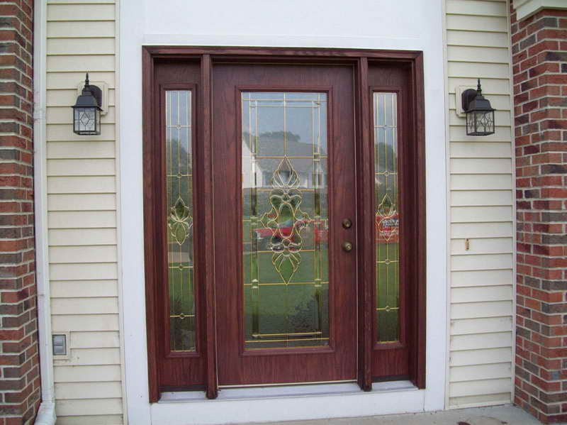 Professional exterior door installation just doors for Front entry door installation